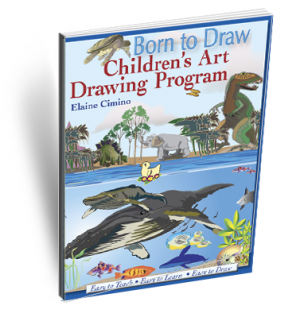 Born to Draw: Children's Art Drawing Program image