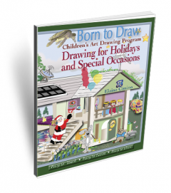 Born To Draw: Drawing for Holidays and Special Occasions image