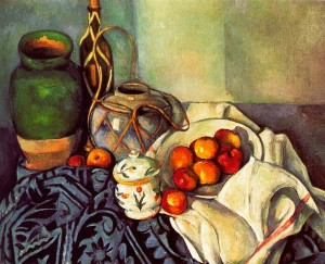 Still Life - 1890-94 oil on canvas
