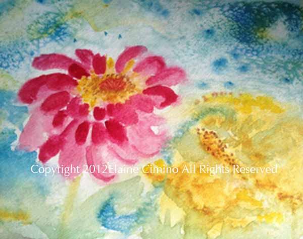 watercolor resist techniques in painting born to draw