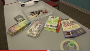 Bonr to Draw Art Materials Kit