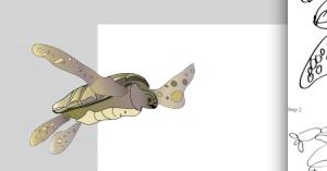 Swimming Turtle screenshot