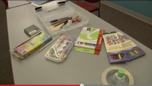 Bonr to Draw Art Materials Kit