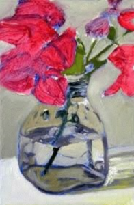 Painitng of Flowers